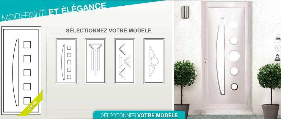 Porte PVC Personnalisation Menuisier Conseil. Aujourdu0027hui Une Porte Du0027entrée  ...